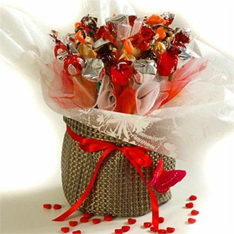 """מק""""ט 005 אהבה מתוקה - אדום"""