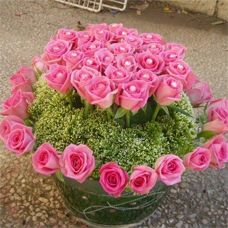 8. סידור ורדים